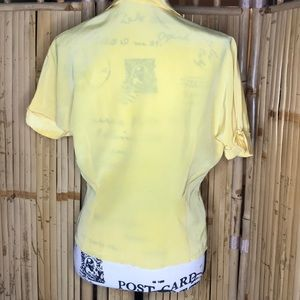 Vintage Tops - Vintage 1950s blouse
